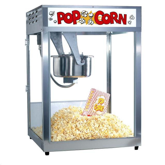 Where to find POPCORN MACHINE in Vancouver