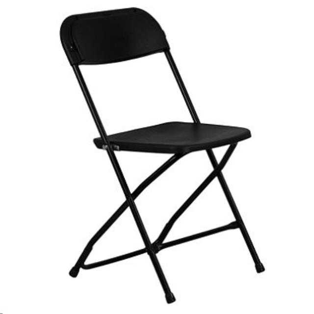 Where to find Black Samsonite Folding Chair in Vancouver