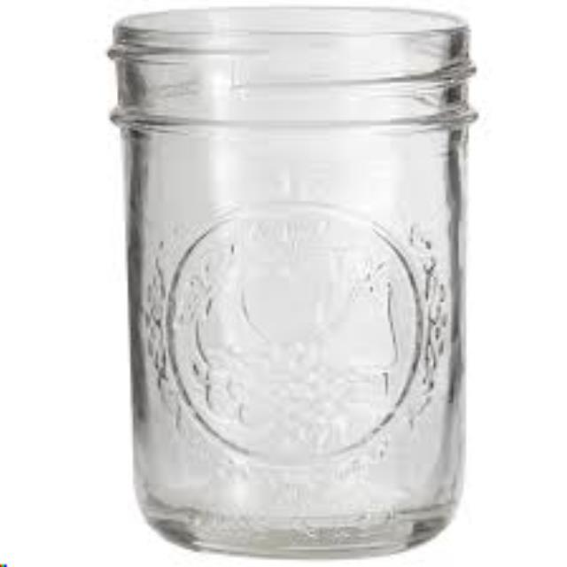 Where to find Mason Jar 1 2 Pint 8oz in Vancouver