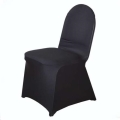 Rental store for Black Spandex Chair Cover in Vancouver WA