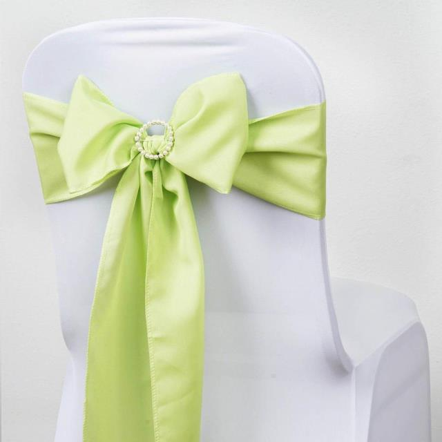 Where To Find Apple Green Chair Sash In Vancouver