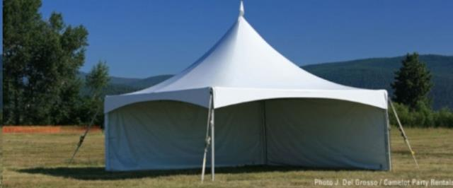 Where to find Tent Wall Marquee    Solid in Vancouver