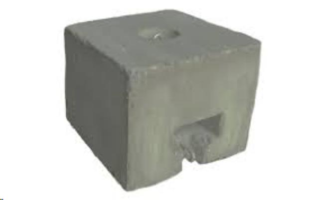 Where to find Tent Concrete Block 500lb in Vancouver
