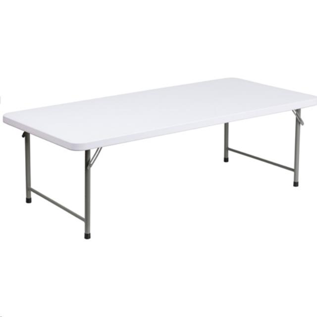 Where to find KIDS GRANITE WHITE PLASTIC TABLE in Vancouver