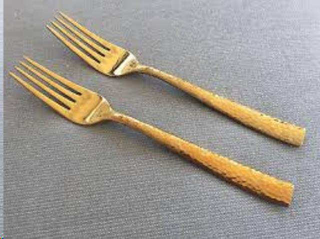 Where to find Argent Gold Dinner Fork in Vancouver