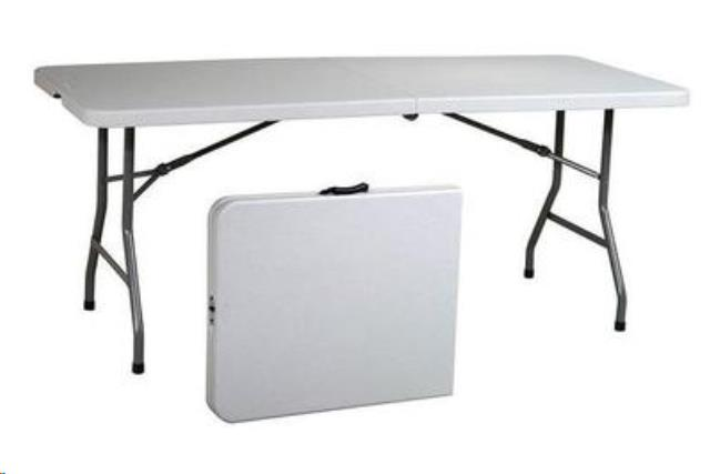 Where to find 6  Banquet Table Resin Folding in Vancouver