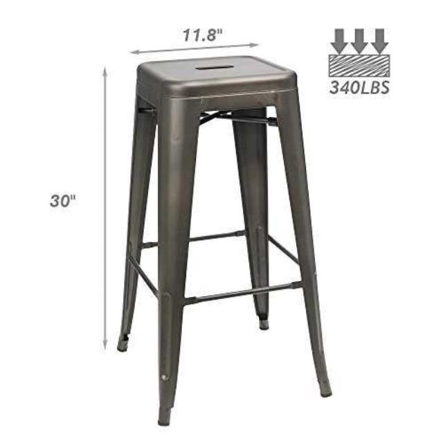 Where to find Bar Stool- Gunmetal in Vancouver