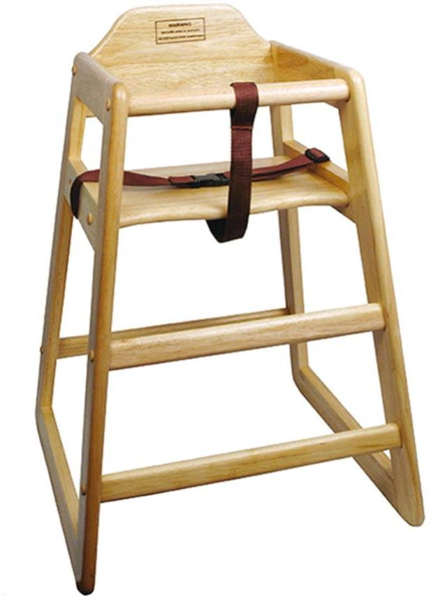 Where to find Child Wood High Chair in Vancouver