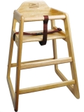 Rental store for Child Wood High Chair in Vancouver WA