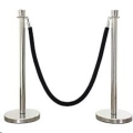 Rental store for Aisle Stanchion Black Rope in Vancouver WA