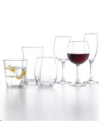 Rent Glassware Collection