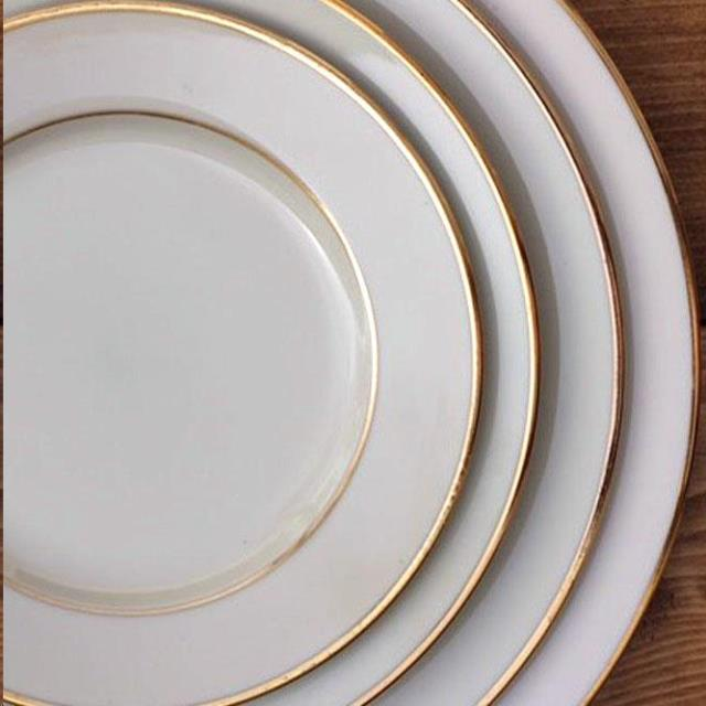 Rent Dinnerware Collection Ivory
