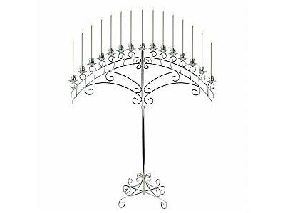 Rent Floor Candelabras